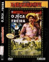 DVD MAZZAROPI - O JECA E A FREIRA