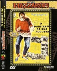 DVD MAZZAROPI - O PURITANO DA RUA AUGUSTA