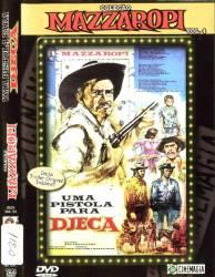 DVD MAZZAROPI - UMA PISTOLA PARA DJECA