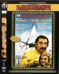 DVD MAZZAROPI - PORTUGAL...MINHA SAUDADE