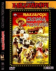 DVD MAZZAROPI - CASINHA PEQUENINA