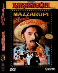 DVD MAZZAROPI - A BANDA DAS VELHAS VIRGENS