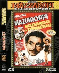 DVD MAZZAROPI - NADANDO EM DINHEIRO