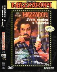 DVD MAZZAROPI - JECA CONTRA O CAPETA