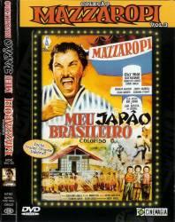 DVD MAZZAROPI - MEU JAPAO BRASILEIRO