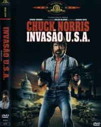 DVD INVASAO - U.S.A - CHUCK NORRIS