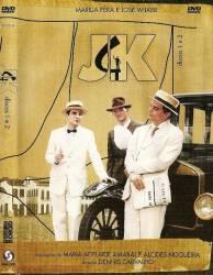 DVD JK - MINISSÉRIE 5 DVDs