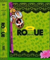 DVD ROQUE SANTEIRO - NOVELA - 16 DVDs