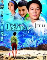 DVD O PARAÍSO OCEANICO - JET LI