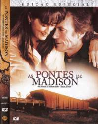 DVD AS PONTES DE MADISON