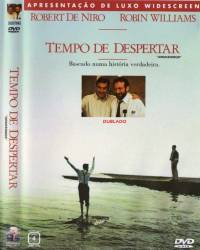 DVD TEMPO DE DESPERTAR - 1990