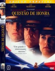 DVD QUESTAO DE HONRA