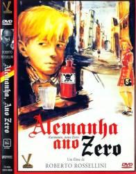 DVD ALEMANHA ANO ZERO - 1948