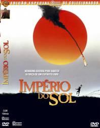 DVD IMPERIO DO SOL - GUERRA - DUBLADO