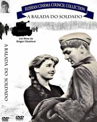 DVD A BALADA DO SOLDADO - GUERRA - 1959