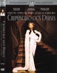 DVD CREPUSCULO DOS DEUSES - CLASSICO - 1950