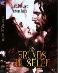 DVD AS BRUXAS DE SALEM