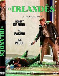 DVD O IRLANDES - ROBERT DE NIRO