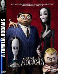 DVD A FAMILIA ADDAMS - 2019