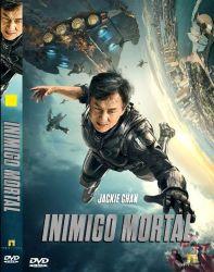 DVD INIMIGO MORTAL - JACKIE CHAN