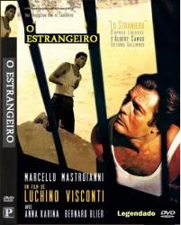 DVD O ESTRANGEIRO - 1967