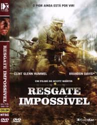 DVD RESGATE IMPOSSÍVEL