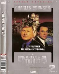 DVD A QUEIMA ROUPA 2 - CHARLES BRONSON