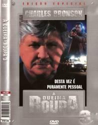 DVD A QUEIMA ROUPA 3 - CHARLES BRONSON