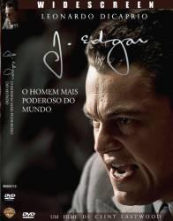 DVD J EDGAR - O HOMEM MAIS PODEROSO DO MUNDO