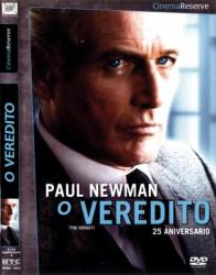 DVD O VEREDITO - PAUL NEWMAN