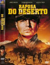 DVD RAPOSA DO DESERTO - 1951