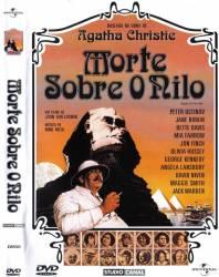 DVD MORTE SOBRE O NILO