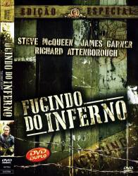 DVD FUGINDO DO INFERNO - LEGENDADO - 1963
