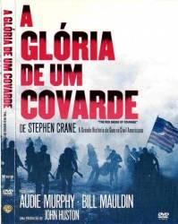 DVD A GLORIA DE UM COVARDE - GUERRA - 1951