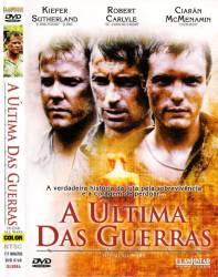 DVD A ULTIMA DAS GUERRAS - GUERRA