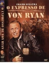 DVD O EXPRESSO DE VON RYAN - GUERRA - 1965