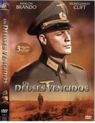 DVD OS DEUSES VENCIDOS - GUERRA - 1958