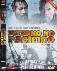 DVD INFERNO NO PACIFICO - 1968