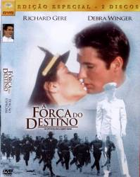 DVD A FORÇA DO DESTINO - LEGENDADO