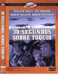 DVD 30 SEGUNDOS SOBRE TOQUIO - GUERRA - 1950