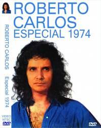 DVD ROBERTO CARLOS - ESPECIAL 1974
