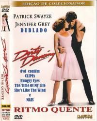 DVD DIRTY DANCING - RITMO QUENTE
