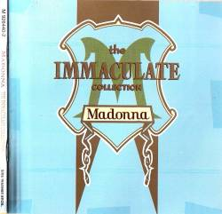 CD MADONNA - IMMACULATE