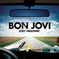 CD BON JOVI - LOST HIGHWAY