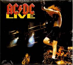 CD ACDC - LIVE
