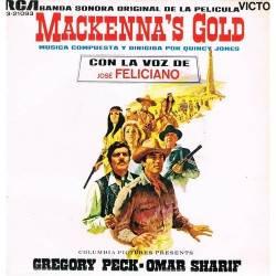 CD O OURO DE MACKENNA - 1969 - TRILHA SONORA