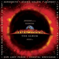 CD ARMAGEDDOM - TRILHA SONORA DO FILME