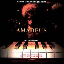 CD AMADEUS - TRILHA SONORA DO FILME