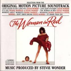 CD A DAMA DE VERMLHO -1984 - TRILHA SONORA