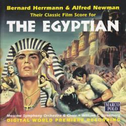 CD O EGIPCIO - 1954 - TRILHA SONORA